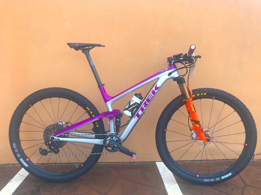 Damiano Ferraro, Trek Top Fuel 9.9 SL Project One