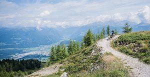 KronplatzKing 2018: marathon alpina con trail... da freeride!