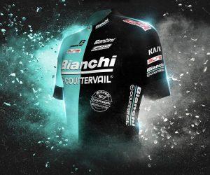 Ecco la nuova maglia del Team Bianchi Countervail 2019
