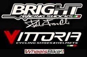 Presentato il Team Vittoria-Bright Racing Shocks 2019