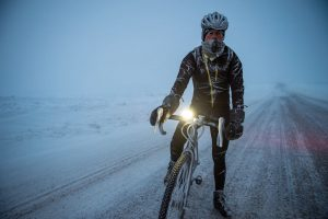 L'impresa artica di Omar Di Felice: 1500 km sul ghiaccio del Canada