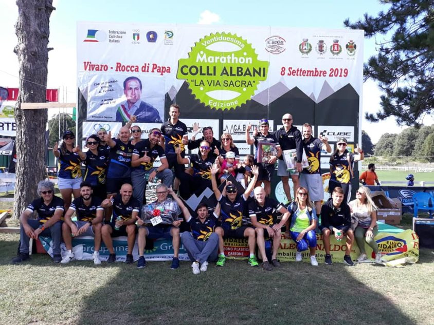 Marathon Colli Albani 2019