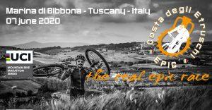 Costa degli Etruschi Epic 2020: UCI Marathon Series e non solo...