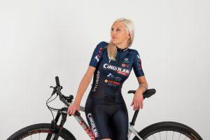 Jessica Pellizzaro al Team Cingolani Bike Shop