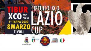 La Tibur XCO 2020 aprirà il nuovo circuito XCO Lazio Cup FCI