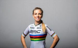 Pauline Ferrand-Prevot al Team Absolute Absalon, su bici BMC