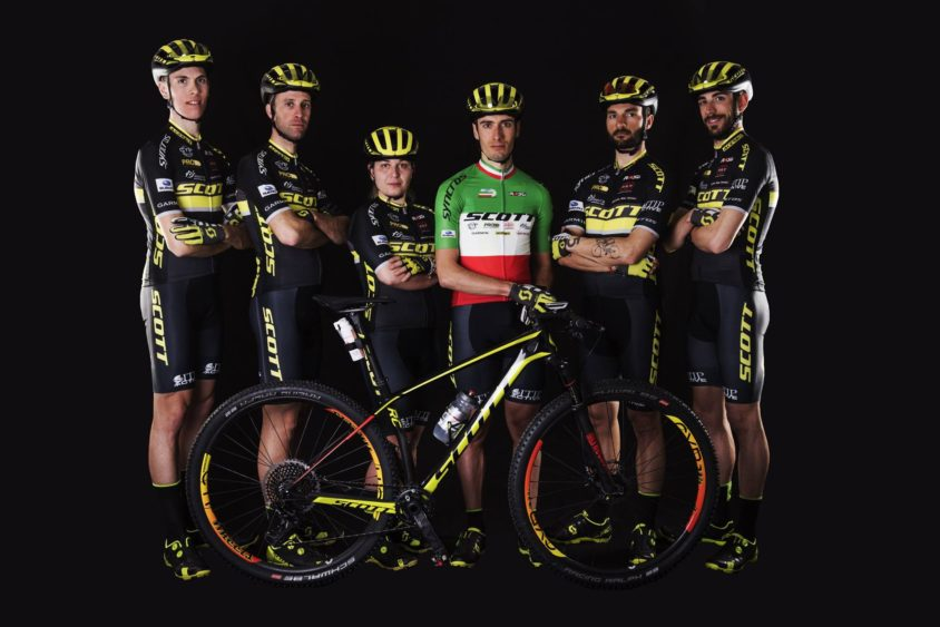 Scott Racing Team 2018