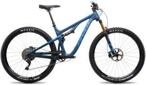 Pivot Trail 429 Carbon: trail bike con Super Boost e geometria aggressiva
