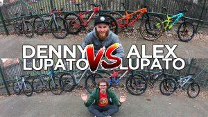 VIDEO - Tutte le bici dei Lupato Brothers!