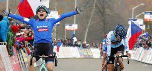 Super Chiara Teocchi, bis all'Europeo di ciclocross