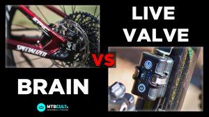 """VIDEO - Specialized Brain vs Fox Live Valve: sospensioni """"intelligenti"""" a confronto"""