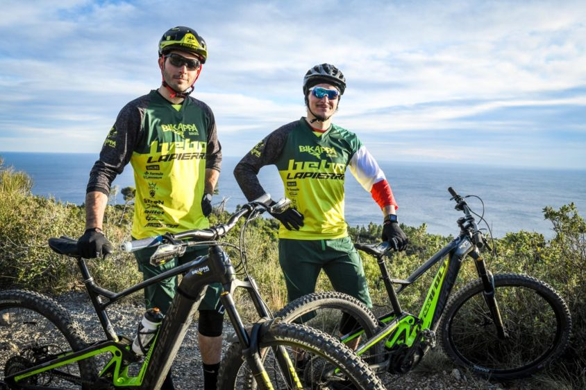 Team Lapierre-Bikappa Bikes