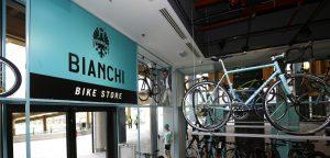 Un nuovo Bianchi Bike Store nello shopping center di Arese