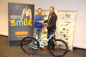 Il CST Sandd Mtb Racing Team sarà sponsorizzato da Bafang
