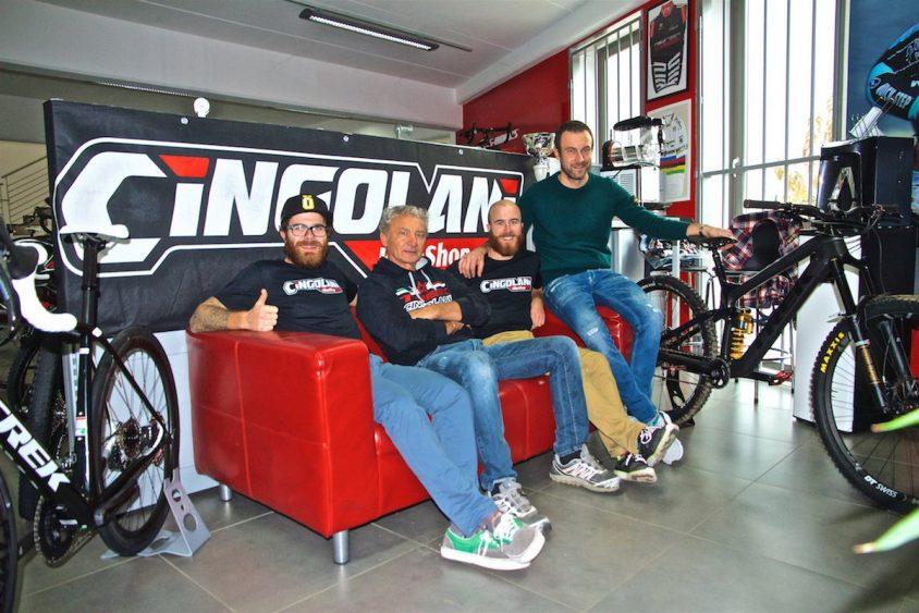 Team Cingolani-Trek