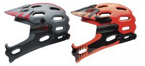 EUROBIKE - Bell Super 2R, il casco integrale scomponibile
