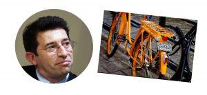 Targa e bollo sulle bici? Risponde il senatore Marco Filippi...