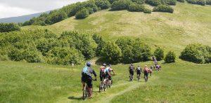 Nasce in Emilia Romagna l'Alta Via dei Parchi Mountain Bike Trail