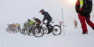 La Winter Downhill 2017: edizione da record con 150 iscritti