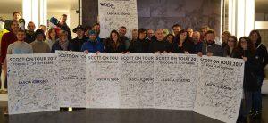 Concluso lo Scott on Tour 2017 con 3128 test ride effettuati