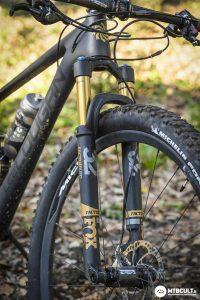 Bike check: la Stumpy Evo 29 di Keene