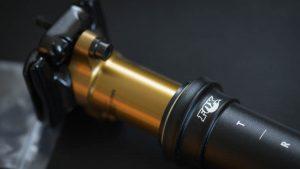 Reggisella Fox Transfer da 175 mm: aumenta la corsa
