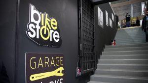 Il nuovo Bike Store a Ciampino: un negozio all'americana