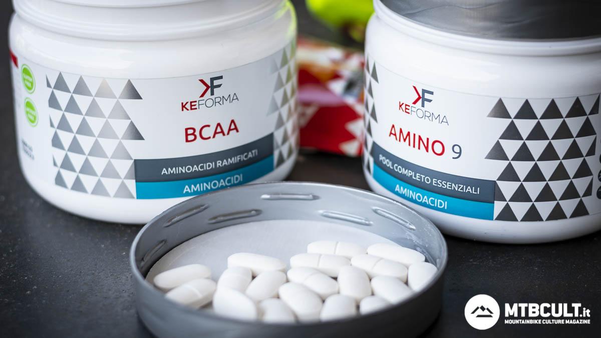 Aminoacidi nella Mtb