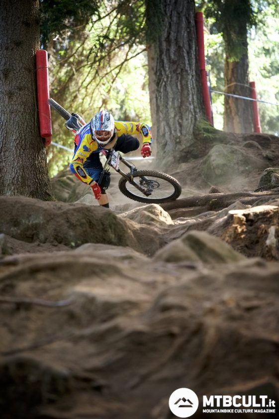 cadere in Mtb