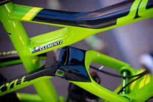 Bike Check: la Cannondale Jekyll di Clementz
