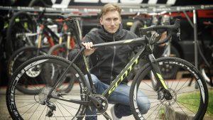 Vi spieghiamo la Scott Addict Cx, la bici da ciclocross di Schurter