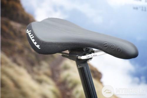 Gli accessori della Roubion sono specifici per le biker.