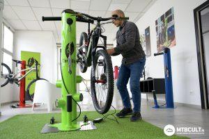 Stazione di assistenza e ricarica e-bike Clorofilla: cos'è e come funziona