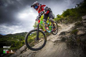 Enduro Race a San Piero: Nicola Casadei imbattibile