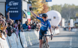Europei Ciclocross 2019: tripletta Van der Poel, argento per Eva Lechner