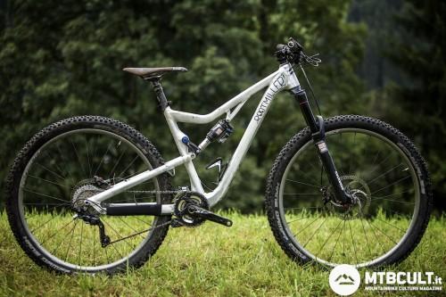 Il prototipo della Rose Root Miller visto al Bike Festival.
