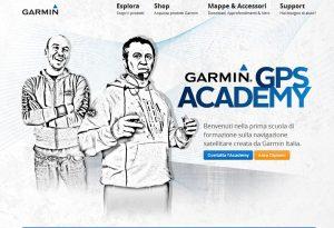 Garmin lancia Gps Academy