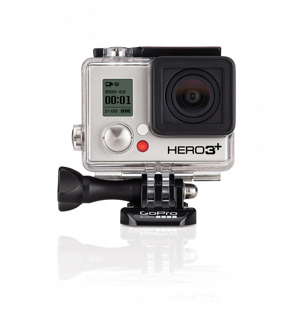 Ecco la GoPro Hero3+.