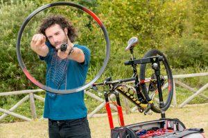VIDEO - Yanick The Mechanic e il setup delle gomme tubeless