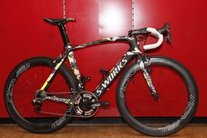 """Le Specialized S-Works """"camouflage"""" di Peter Sagan"""