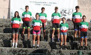 Campionati Italiani Mtb Giovanili 2020: ecco la cronaca e le classifiche