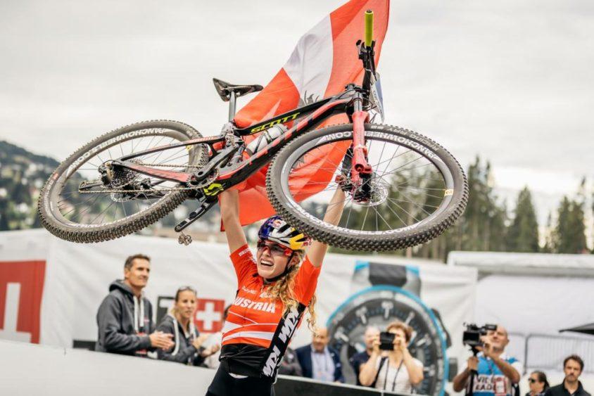 Campionati del Mondo 2018, Laura Stigger