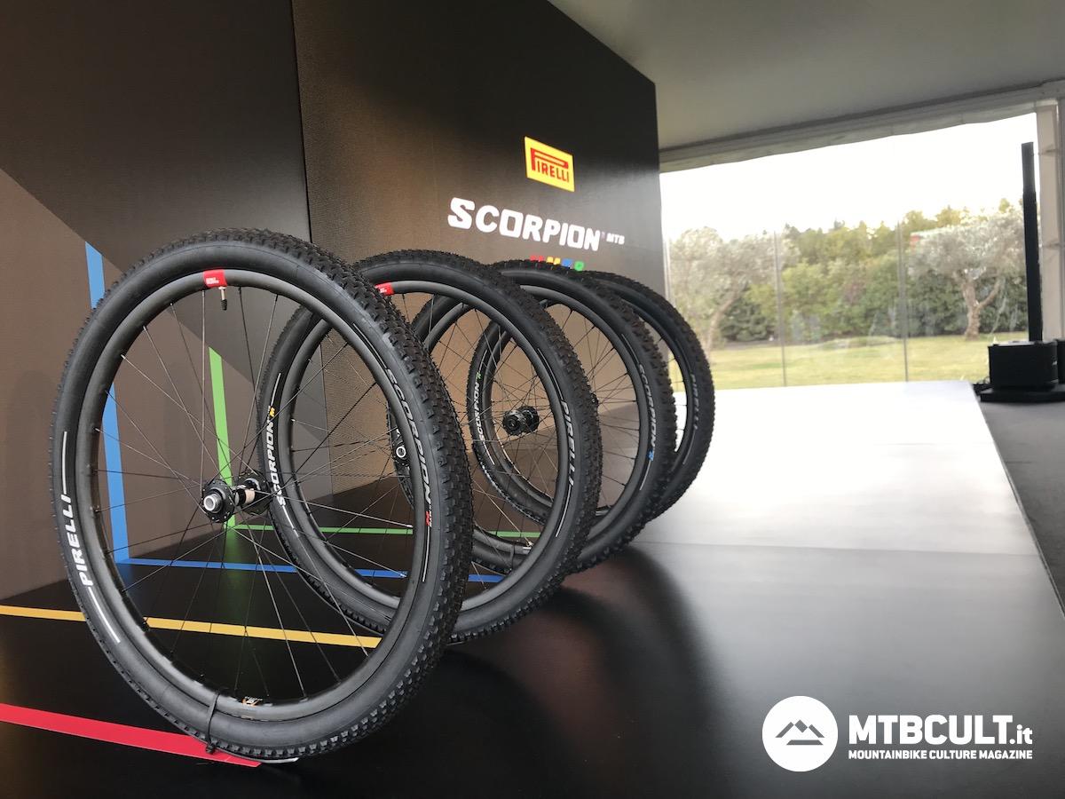 Pirelli Scorpion Mtb