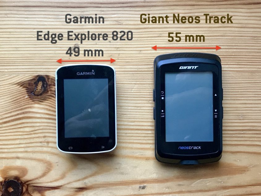 giant neos track