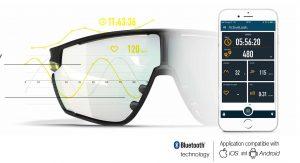 Julbo EVAD-1: gli occhiali che leggono in real-time i dati dell'allenamento