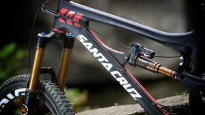 Santa Cruz Nomad C di Steve Peat: bike check... alla fiorentina