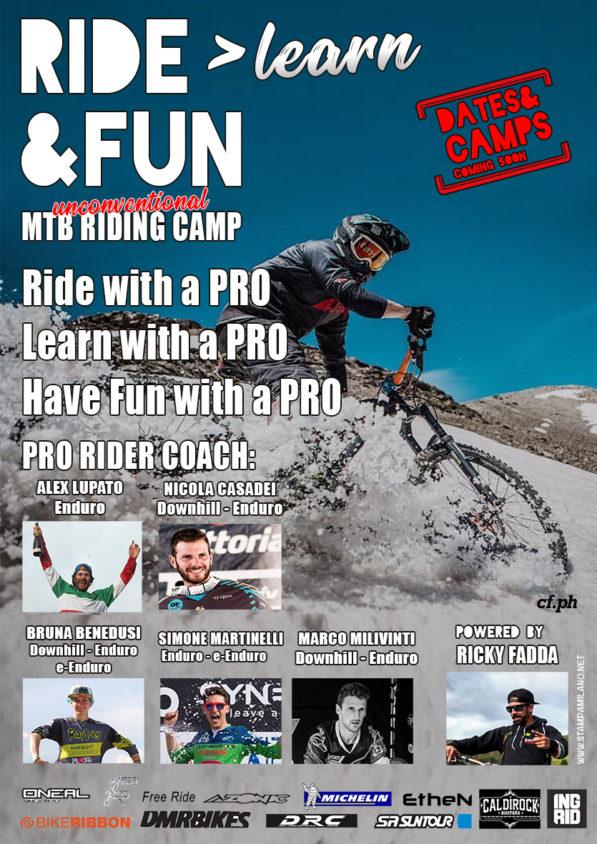 RIDE>Learn & FUN