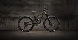 Liv Intrigue Advanced Pro 29: trail bike in carbonio con sospensioni Maestro