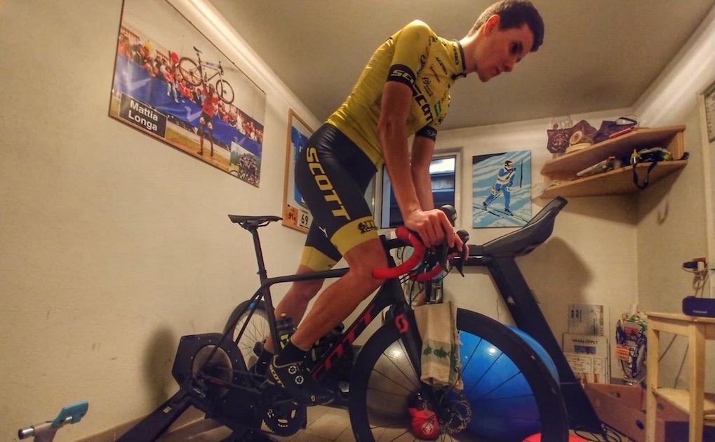 Mattia Longa, Scegliere i rulli da allenamento