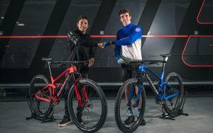 Marc e Álex Marquez scelgono Mondraker: ecco le loro F-Podium RR personalizzate